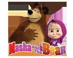 MAsha & the Bear - Masha et Michka