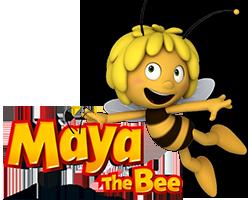 Maya the Bee - Maya l'Abeille